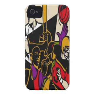 Sports - iPhone 4 Case Mate