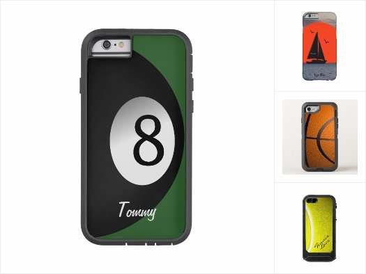 Sports iPhone Cases