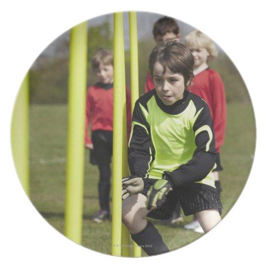 Sports, Lifestyle, Football 3 Melamine Plate