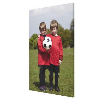 Sports, Lifestyle, Football 5 Canvas Print