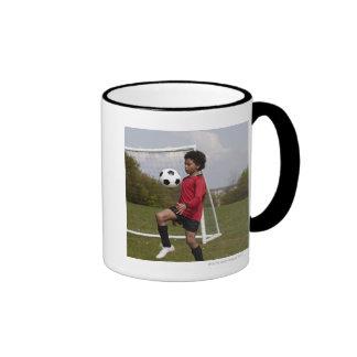 Sports, Lifestyle, Football 6 Ringer Coffee Mug