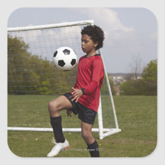 Sports, Lifestyle, Football 6 Square Sticker