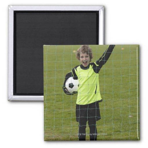 Sports, Lifestyle, Football 7 Refrigerator Magnet