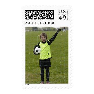 Sports, Lifestyle, Football 7 Postage Stamp