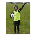 Sports, Lifestyle, Football 7 Postcard