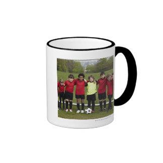 Sports, Lifestyle, Football 8 Ringer Coffee Mug