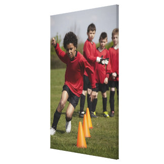 Sports, Lifestyle, Football Stretched Canvas Prints