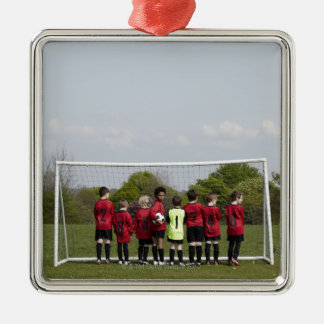 Sports. Lifestyle, Football Metal Ornament