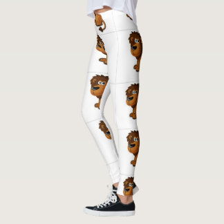 Sports lion cat roar Personalize Destiny Destiny'S Leggings
