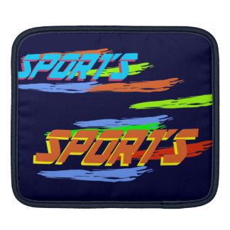 Sports Lover iPad Sleeve