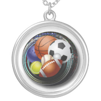 Sports Lover Necklaces