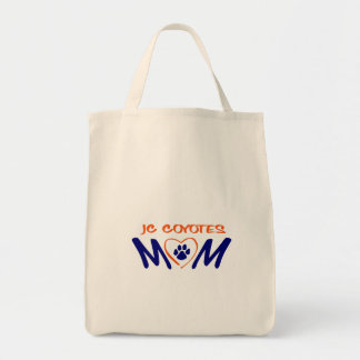 Sports Mom Tote Bag