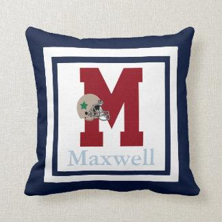 Sports Nursery Boys Decorative Throw Pillow