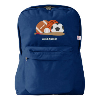 Sports Personalized Backpack