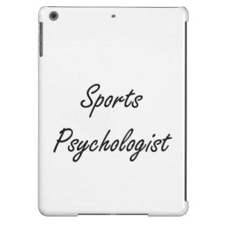 Sports Psychologist Artistic Job Design Cover For iPad Air