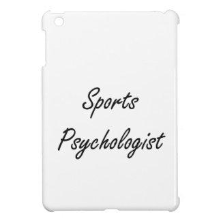 Sports Psychologist Artistic Job Design iPad Mini Covers