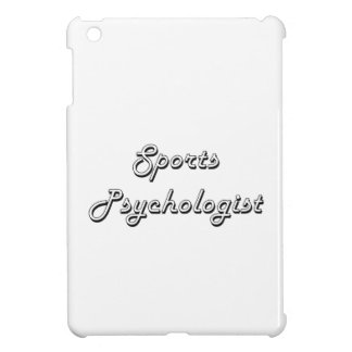 Sports Psychologist Classic Job Design iPad Mini Cases