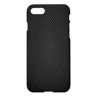 Sports racing carbon fibre pattern. iPhone 7 case