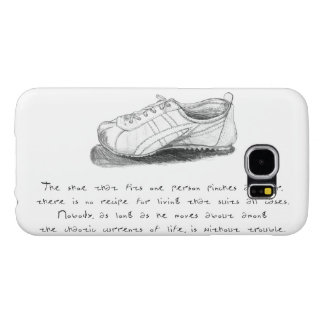 < Sports shoes >Athletic shoe Samsung Galaxy S6 Case