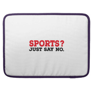 sports sleeve for MacBook pro