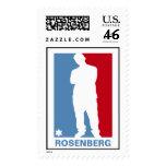 Sports Star Bar Mitzvah Stamp, Large