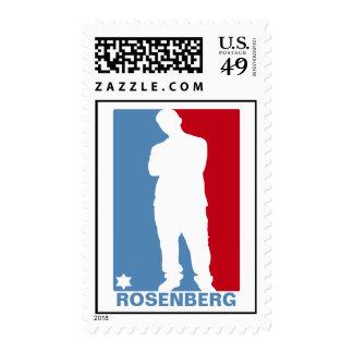 Sports Star Bar Mitzvah Stamp, Medium Stamp