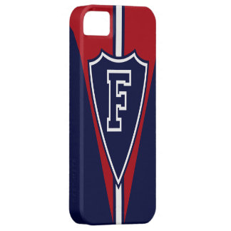 Sports Style Monogram Letter F iPhone 5 Cases