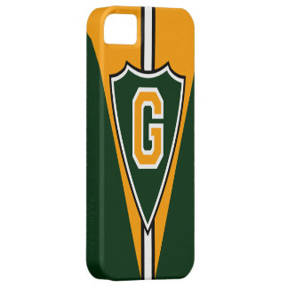 Sports Style Monogram Letter G iPhone 5 Cases