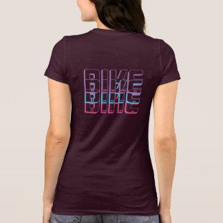 sports team bikes bicycle bicyclist cyclist trail shirt