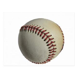 Sports Team Game Ball Baseball Field Coach Art Postcard