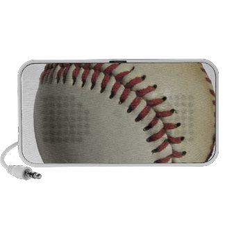 Sports Team Game Ball Baseball Field Coach Art Notebook Speakers