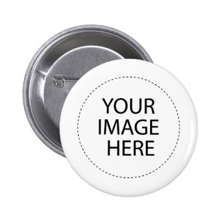 Sports Template Pinback Button