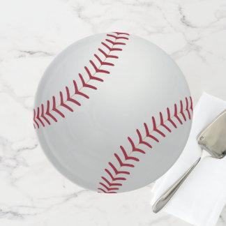 Sports Theme Baseball Cake Stand