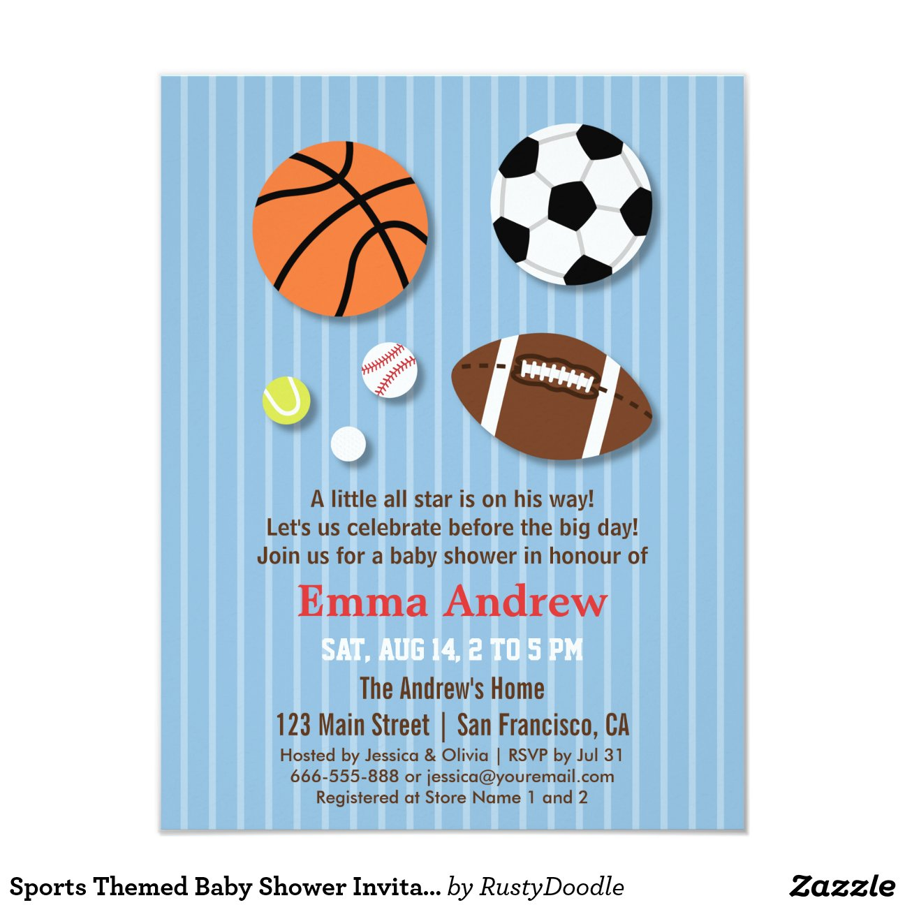 Sport Themed Invitations is beautiful invitations layout