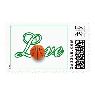 Sports Themed Weddings Basketball Themed Weddings Postage