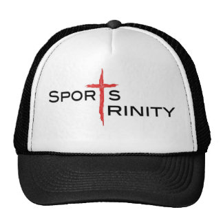Sports Trinity Trucker Hat