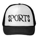 SPORTS TRUCKER HATS