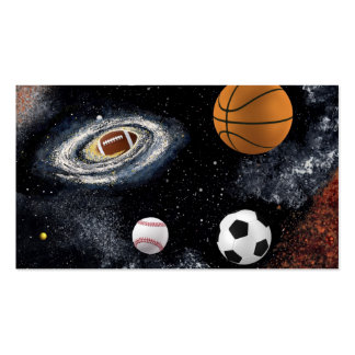 SPORTS UNIVERSE final.jpg Double-Sided Standard Business Cards (Pack Of 100)