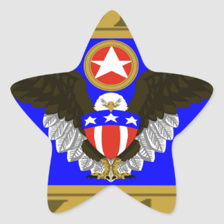 Sports USA Blue.png Star Stickers