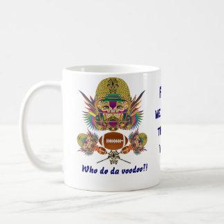 Sports Voodoo Quarterback Please view notes Coffee Mug