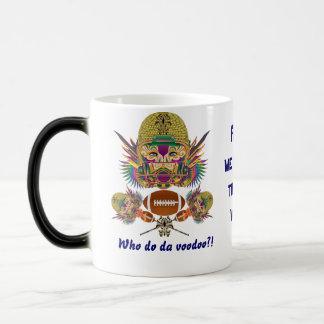 Sports Voodoo Quarterback Please view notes Magic Mug