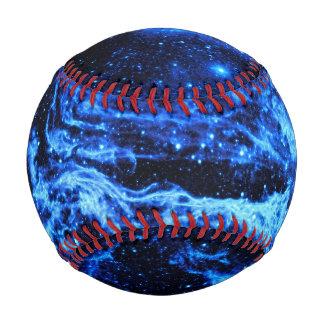 Sports with the Cygnus Loop Nebula Baseball