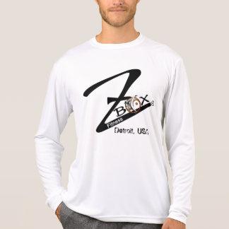 Sports Z-Box Logo Shirt, Detroit, USA T-Shirt