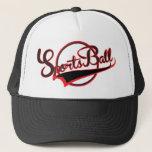 """SportsBall Trucker Hat<br><div class=""""desc"""">WIN AT SPORTS!</div>"""