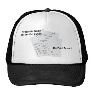 Sportsbook Football Trucker Hat