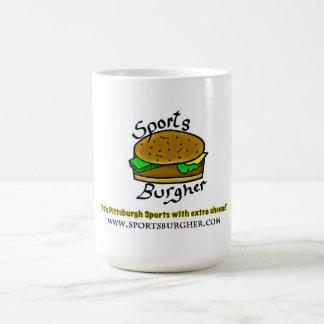 SportsBurgher Logo Mug