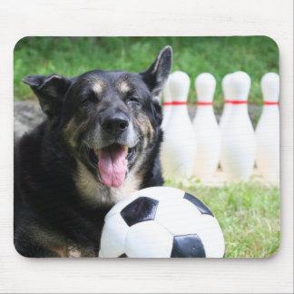 Sportsdog Mouse Pad