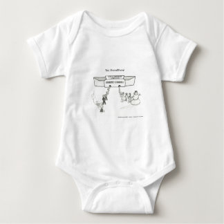 SportsFigured: Sports terms explained (kind of...) Baby Bodysuit