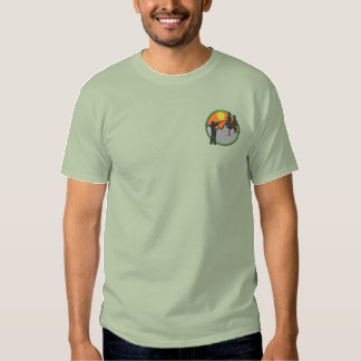 Sportsman Logo Embroidered T-Shirt