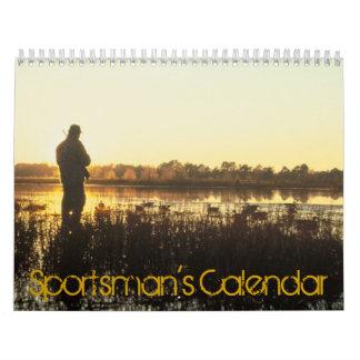 Sportsman's Calendar - Hunting Year Round
